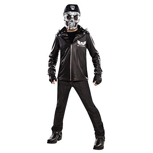 Amscan 841564 Costume, Standard, Black -