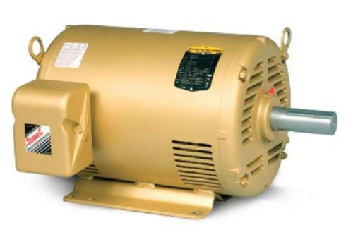- Baldor EM3218T General Purpose AC Motor, 3 Phase, 184T Frame, OPSB Enclosure, 5Hp Output, 1750rpm, 60Hz, 208-230/460V Voltage