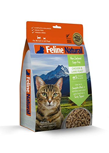 Feline-Natural-Freeze-Dried-Chicken-and-Lamb-11oz