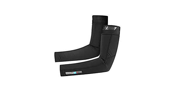 Madison Road Race Optimus Softshell Arm Warmers Black Large: Amazon.es: Deportes y aire libre