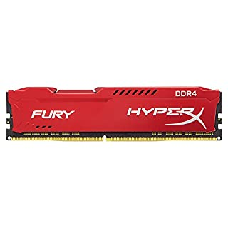 Kingston Technology HyperX Fury Red 8GB 2400MHz DDR4 CL15 DIMM 1Rx8 (HX424C15FR2/8) (B06XKSPTH7) | Amazon price tracker / tracking, Amazon price history charts, Amazon price watches, Amazon price drop alerts