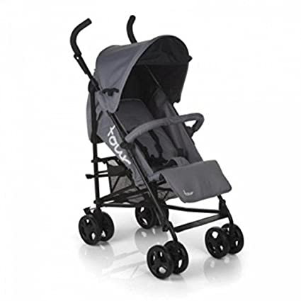 Nurse Tour - Silla de paseo, color gris