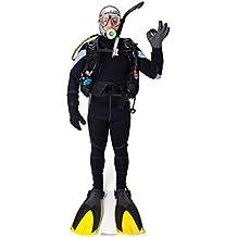 Scuba Diver - Advanced Graphics Life Size Cardboard Standup