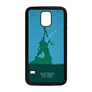 DOTA 2 Slithice Samsung Galaxy S5 Cell Phone Case Black Delicate gift AVS_591311