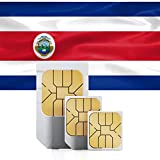 Central/South America (Chile, Brazil, Costa Rica, Colombia, etc.) Prepaid Data Sim Card 5GB for 30 Days in 71 Countries 3G Nano/Micro/Standard