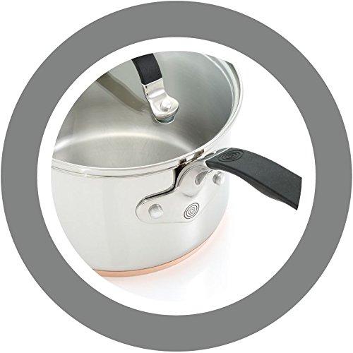 ProWare Copper Base 16cm Saucepan