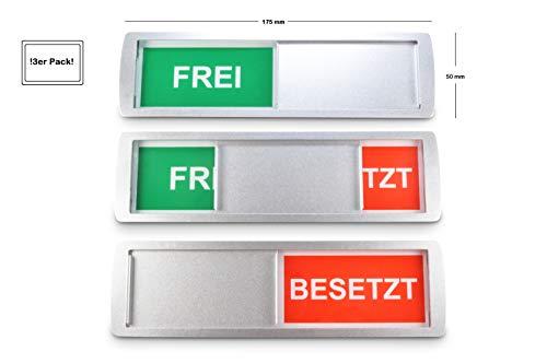 3 Cartel XL con texto en alemán