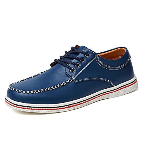 Minitoo LHEU-LH2269, Sneaker Uomo, Blu (Blue), 40 EU