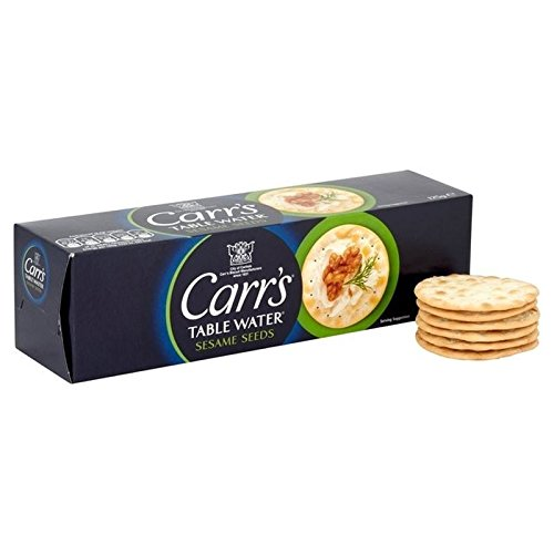 Carrs Table Water Sesame Seeds 125g