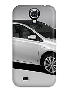 Hot Tpu Phone Case With Fashionable Look For Galaxy S4 - Toyota Auris 17 4664894K57505072