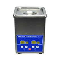 SRA Soldering Products SRA TruPower UC-20D Digital Ultrasonic Cleaner, 2 Liter