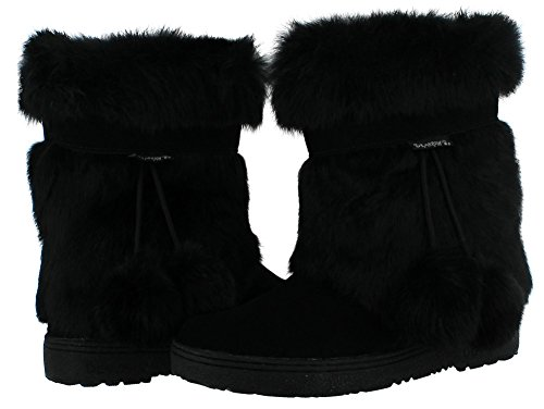 Bearpaw - Fashion / Mode - Tama Black - Noir