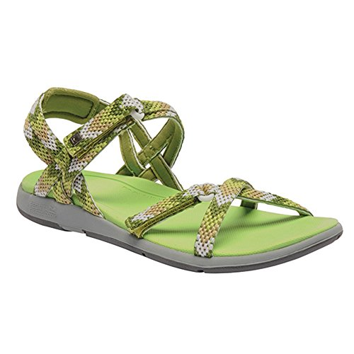 Regatta Womens/Ladies Santa Monica Lightweight Walking Sandals Verde