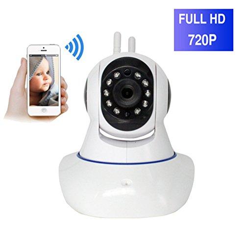 ShengyaoHul 720P HD Indoor Animale Domestico Del Bambino, 1 Mp Ip Sistema Di Telecamere Di Sorveglianza / Voce Bidirezionale / Cattura Di Immagini / Viene Con Pan / Tilt Telecamere Di Sorveglianza Per