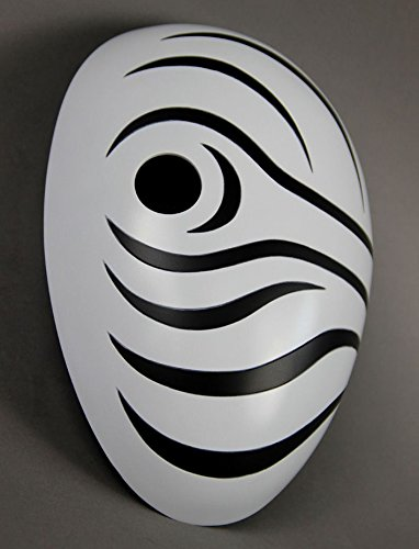 Holysteed Naruto Cosplay Prop Uchiha Obito Mask Dx Ver: Amazon.es: Juguetes y juegos