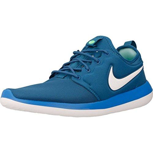 Chaussures Course Blanc Hommes Photo Bleu Blau bleu Industriel De Nike 5qAwUfFf