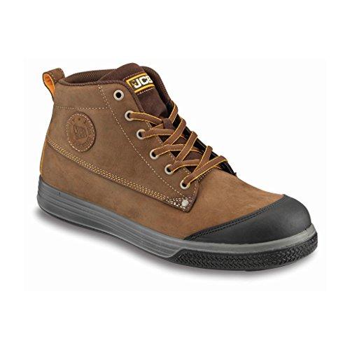 JCB - Calzado de protección para hombre marrón