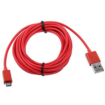 Micro USB a USB Data Sync cable del cargador para Motorola ...