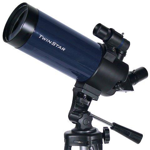Blue TwinStar 90mm Cassegrain Telescope