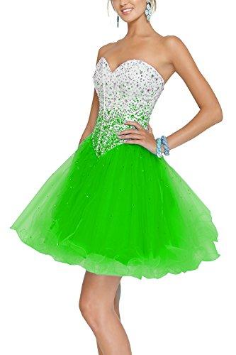 lime ball dresses - 4