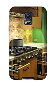 Hard Plastic Galaxy S5 Case Back Cover,hot Mexican Inspired Contemporary Kitchen Range And Hood Case At Perfect Diy