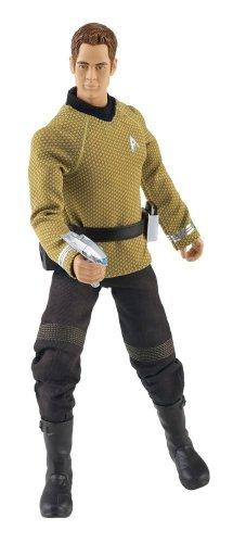Star Trek - 12'' Kirk in Enterprise Outfit (Mego Star Trek Kirk)