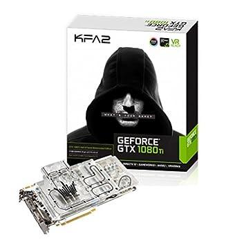 KFA2 80IUJBDHQ8HK GeForce GTX 1080 TI 11GB GDDR5X - Tarjeta ...