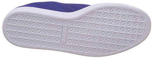 Puma Blue Mazarine Suede Blu Adulto Classic Sneaker Debossed Q3 Unisex 4zBR74qawr