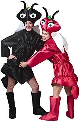 Disfraz de Hormiga negra en talla hombre y mujer: Amazon.es ...