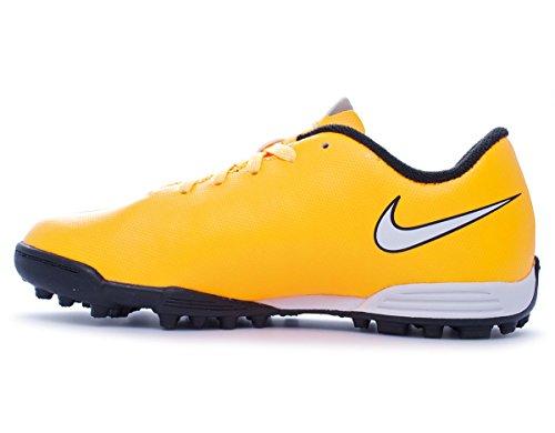 Nike JR Mercurial Vortex II TF boys, cuir lisse, sneaker low