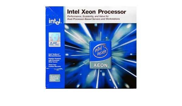 Amazon.com: INTEL SL6NQ Intel 2.4Ghz 512K 533MHz CPU Boxed-Intel -Xeon-2-4-GHz-Prestonia-SL6NQ-533-MHz-FSB-So-604-Server-CPU: Computers & Accessories