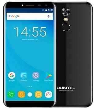 OUKITEL C8-5,5 Pulgadas (18: 9 relación visión Completa) Android ...