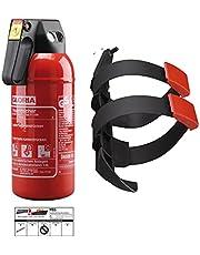 Auto-poederblusser P2 GM, rood gelakt, blushoeveelheid 2 kg brandklasse A, B, C