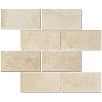 Delighted 12X12 Floor Tiles Thick 2 X 6 Glass Subway Tile Clean 24X24 Floor Tile 3X6 Beveled Subway Tile Old 4 1 4 X 4 1 4 Ceramic Tile Soft4 X 12 White Ceramic Subway Tile Philadelphia 3 X 6 Travertine Tumbled Brick Tile   Box Of 5 Sq. Ft ..