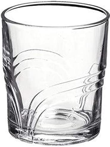 Pengo M48847 - Vaso arco agua pack 6 unidades: Amazon.es: Hogar