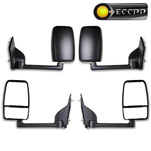 03 chevy manual tow mirrors - 2
