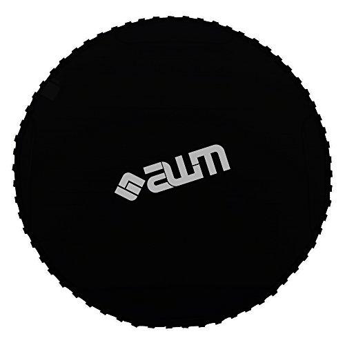 AWM Trampolin Sprungtuch PP-Mesh Sprungmatte 300-460 cm Trampolinsprungtuch (430 cm (96 V-rings-165mm spring))