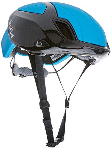 Bolle Unisex The One Premium Bike Helmet, Blue, Black, OS