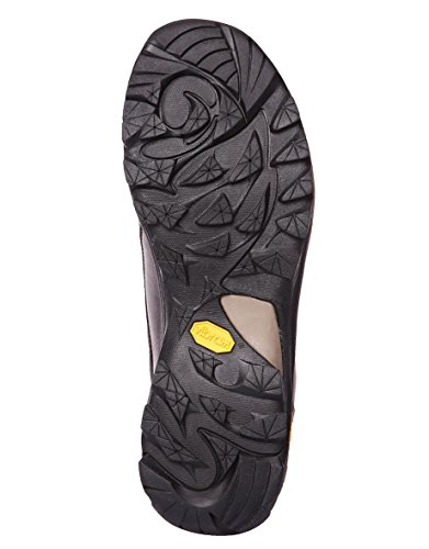 Meindl Schuhe Ascona Identity Men–Chaussures homme Marron foncé, Homme, 2767-46, marron foncé, 41