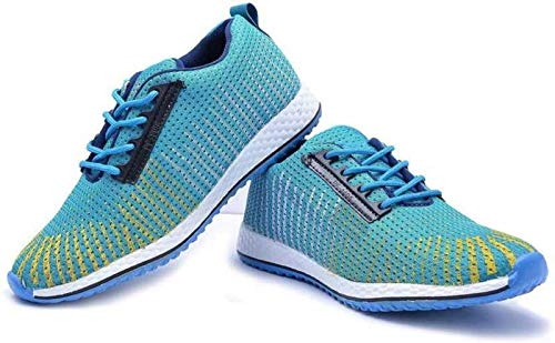 RS COLLECTION Sky Blue Sports Shoes for