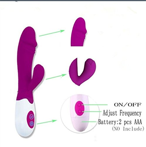 Waterproof Electric Massager 10 Speed Vibrator