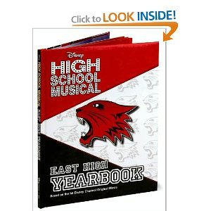 - Disney High School Musical: East High Yearbook (Scholastic special market editio