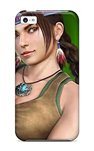 4/4s Scratch-proof Protection Case Cover For Iphone/ Hot Julia Chang Tekken 6 Phone Case