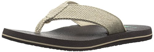 Flop Sanuk Flip Men's Natural Weave Ultra Tx Beer M Cozy 0qAdxY0r