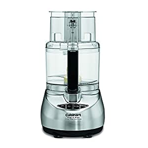 Cuisinart DLC-2011CHBY Prep 11 Plus 11-Cup Food Processor, Brushed Stainless 4