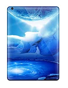 Faddish Phone Excellent Winter Wide Screen Case For Ipad Air / Perfect Case Cover