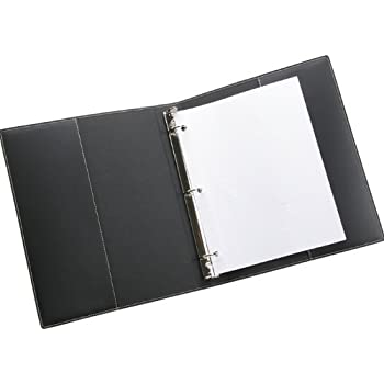 letter ad leather 3 ring binder 1 quot presentation format 15110 | 41NhzeaxF1L. SL500 AC SS350
