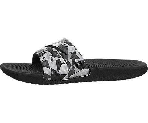 Print Slide - Nike Kawa Slide Print Grey