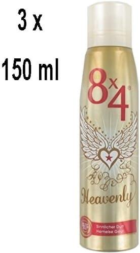 8 X 4 Desodorante Spray Mujer