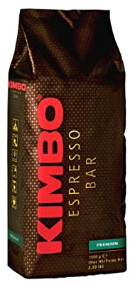 Kimbo Coffee Beans, 32 Ounce (Pack of 2)